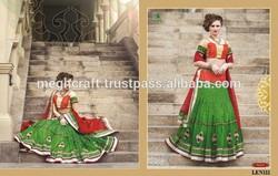 2015 Latest And Exclusive Designs Bridal Lehenga saree-Wholesale Bridal Lehenga- Bridal Lehenga For Sale-Online lot bridal choli
