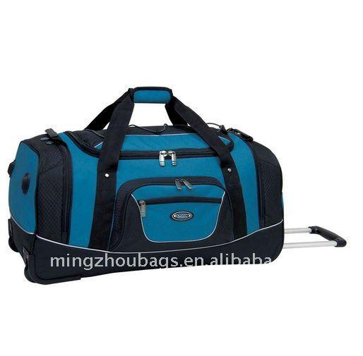 "30"" fashion trolley travel bag with sports"