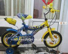 tz brand steel frame children/kids bikes/bicycles