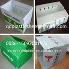 Polypropylene PP Plastic Coroplast Box