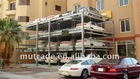 High End Hydraulic Lift Slide Automated Car Parking System Garage Parking
