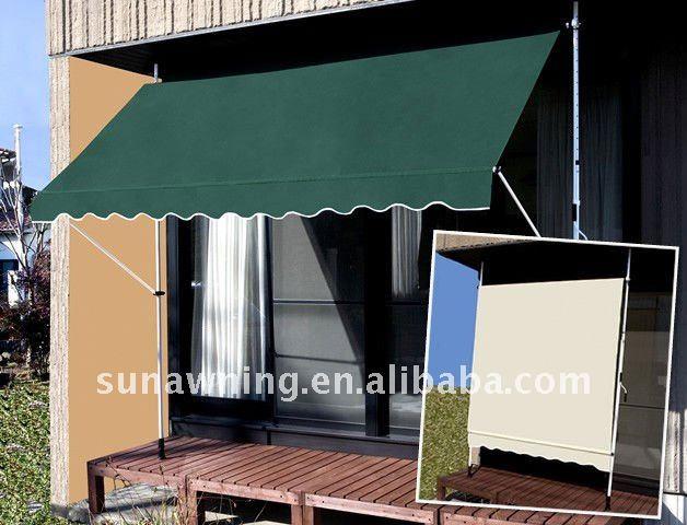 Outdoor sun shades view sun shade sunflower product details from hangzhou s - Parasol de balcon ikea ...