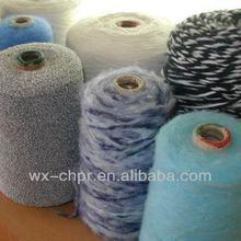 Wool/Cotton blend semi-worsted Yarn