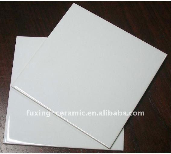 Mattonelle bianche eccellenti 15x15 20x20 della parete piastrelle di ceramica id prodotto - Piastrelle 20x20 bianche ...