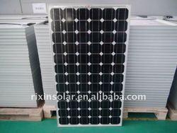 150W Mono silicon panel solar