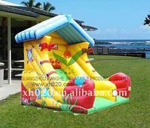 Backyard inflatable kids water slides wholesale