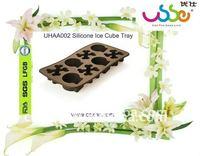 Custom Various shape silicone ice cube tray