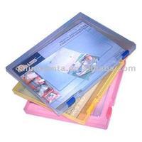 Plastic File Case