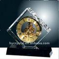2015 novo estilo de cristal relógio cuco
