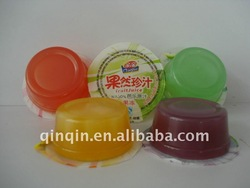 70g coconut jelly/fruit jelly cup jello tray pack