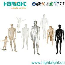 display fiberglass tailors mannequin