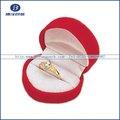 costume jóias velvet caixa da espuma para anéis