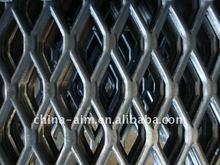 Flattened Expanded Metal Mesh Filtration