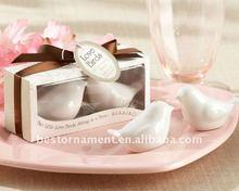 Wedding Gift Love Birds Salt and Pepper Shakers