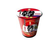 65g Cup Korean Instant noodle