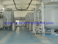 Brackish Water Desalination Machines with RO Systems