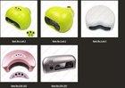 2014 New 36W EU Plug Gel UV Curing Professional UV gel Lamp Light nail Dryer Nail Art high quality