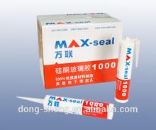 Max-Seal 1000 Acetoxy Silicone Sealant