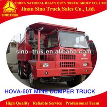 HOVA 60ton Special Mining Dumping Truck