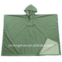 Army Green Poncho