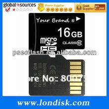 OEM microSDHC/16GB TF Memory Card