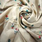 silk habotai silk fabric printed habotai