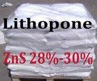 Lithopone Pigment Dye Zns Content 28%-30%