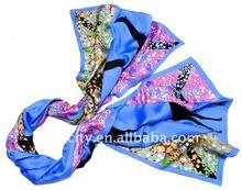2014 Newest Factory OEM Silk pashimina scarf & shawl