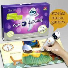 touch book talking pen education machine