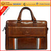 2011 winter fashion cow leather laptop case