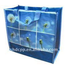 cute custom cheap non woven shopping bag