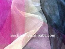 Ivory Silk Organza Lace