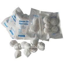 Medical Disposable Non woven Balls