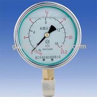 shock -resistance Pressure Gauge