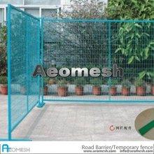 AEOMESH Fence(Manufacturer) Aluminium Garden Fence