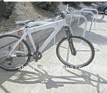 Sheffield Hoop bike rack