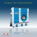full fermée automatique machine de nettoyage à sec des vêtements machines à laver