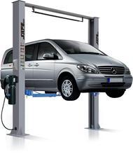 Mechanical car lifts machine