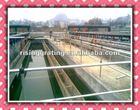 metal pipe brackets for deck railing