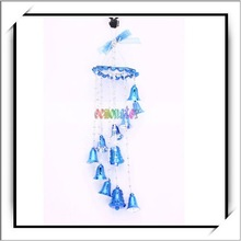 Hanging Christmas Bell Blue