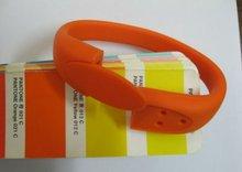 2g free customed pvc bracelet usb flash drive