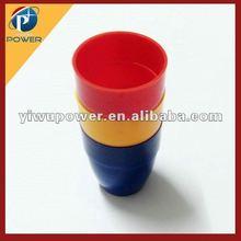 Magic three cups and balls magic trick small