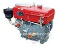 6.6hp refrigerado por agua del motor diesel