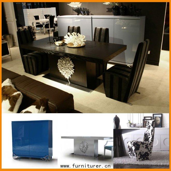 Habitación de lujo mueblesSets para Sala ComedorIdentificación del