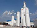 Liquide usine de séparation d'air avec hydrogéne- libre. rectified argon,