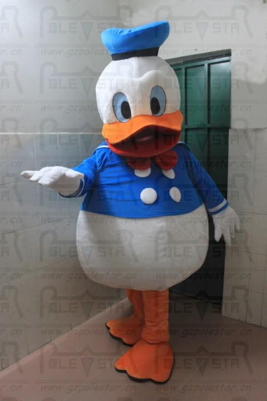 NO.2011 disfraces de dibujos animados mascota