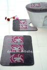 microfiber floor bathroom mat sets