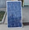 100w High efficiency polycrystalline Silicon solar module