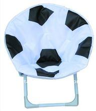 football chair / kids moon chair / kids round soccer chair