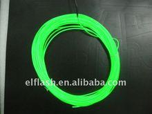 Grass green color el wires